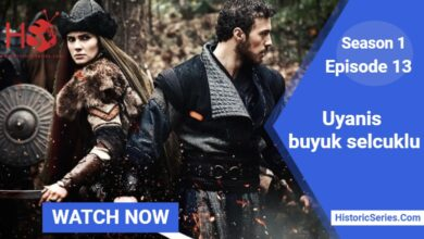 Photo of uyanıs buyuk selcuklu Episode 13 with Urdu subtitles