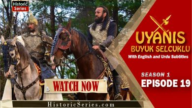 Photo of Great Seljuk Episode 19 English And Urdu Subtitles