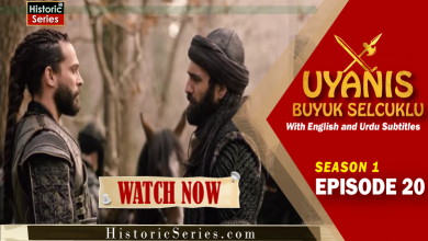 Photo of Great Seljuk Episode 20 with English & Urdu Subtitles