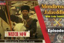 Photo of Mendirman Jaloliddin Episode 1 Urdu and English