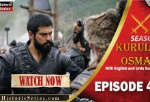Photo of Kurulus Osman Episode 46 Urdu and English